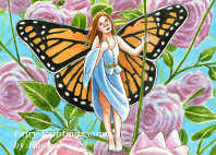 monarch fairy